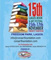Lagos Books & Art Festival 2013