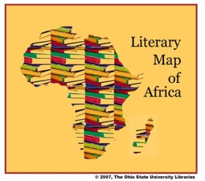 Literary Map of Africa