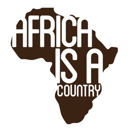 Africa is a Country blog logo